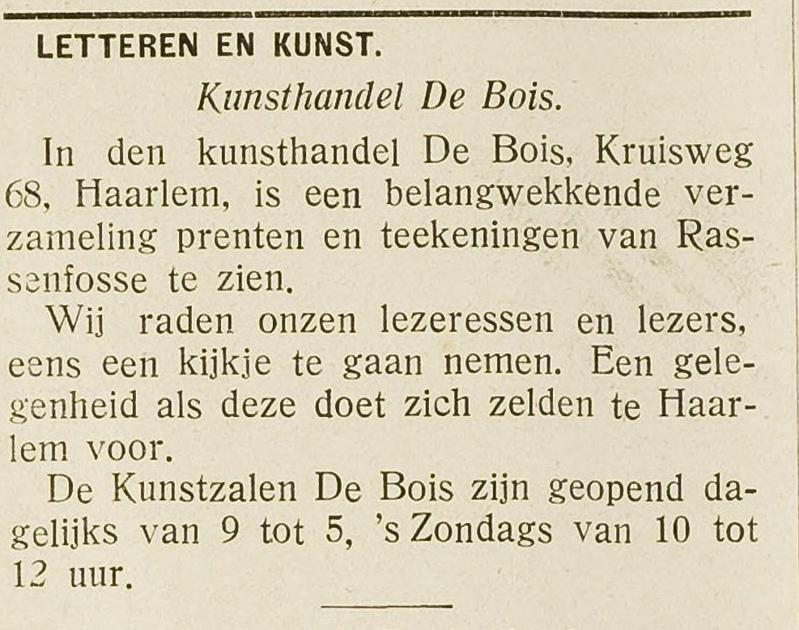 historie Kruis-weg68