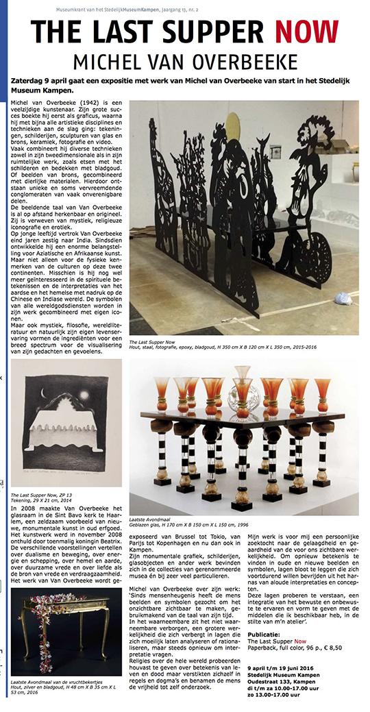 publicatie Stedelijk Museum Kampen