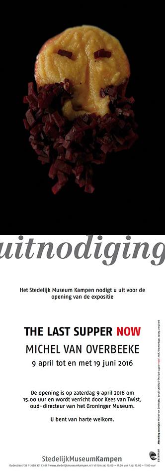 Invitation Gemeente Museum Kampen